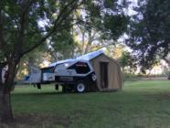 Luxury Camper Trailer