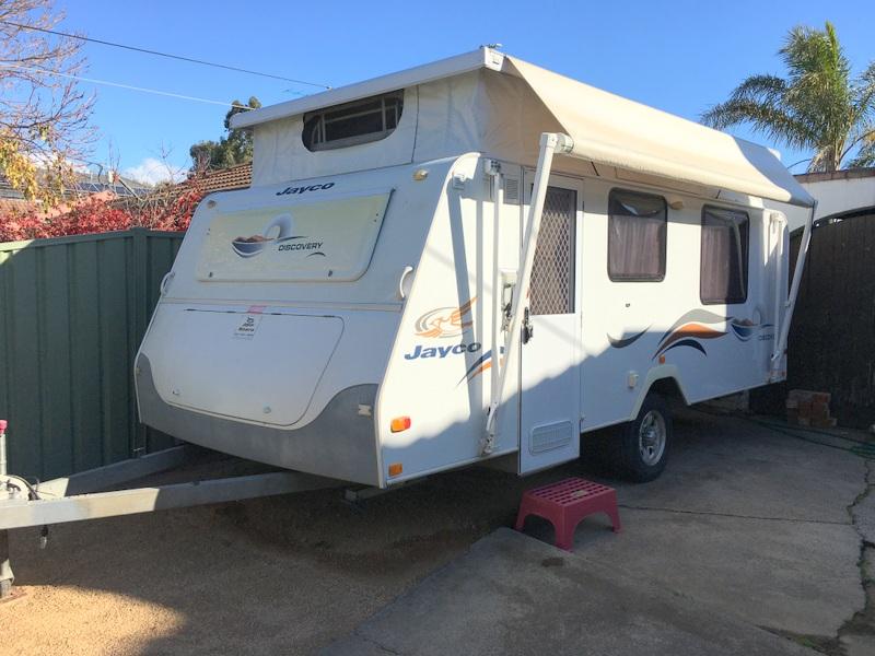 Jayco Discovery Luxury Poptop Caravan
